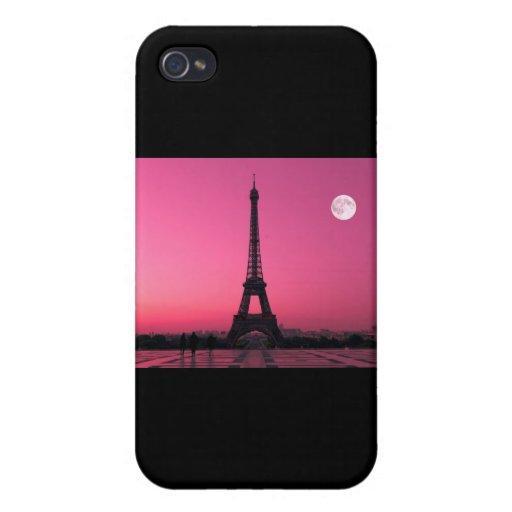 París 04A iPhone 4 Carcasas