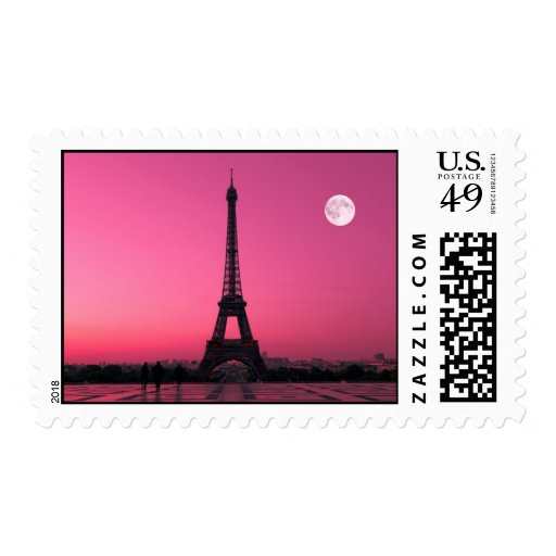 Paris 04A Postage Stamp