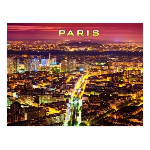 Paris 06C Postcard