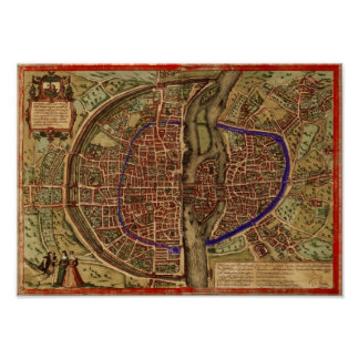 Paris - 1572 poster
