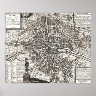 Paris 1643 print