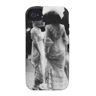 Paris 1911 vintage photo Case-Mate iPhone 4 cases