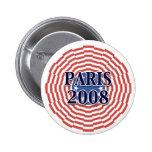 Paris 2008 button