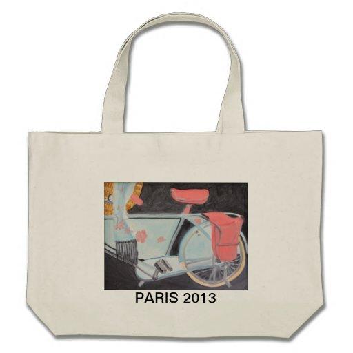 PARIS 2013 Tote Bag