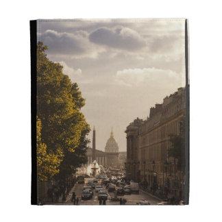 Paris 2 iPad folio cover