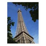 Paris 3 postcard