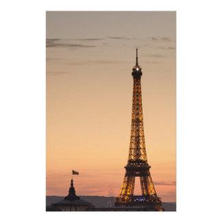 Paris <3 stationery
