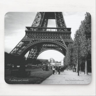 París #4 Mousepad