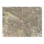 Paris 4 postcard