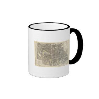 París 4 tazas de café