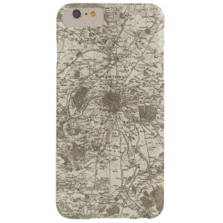 Paris 5 barely there iPhone 6 plus case