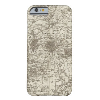 Paris 5 barely there iPhone 6 case