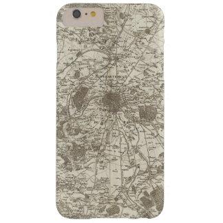 París 5 funda de iPhone 6 plus barely there