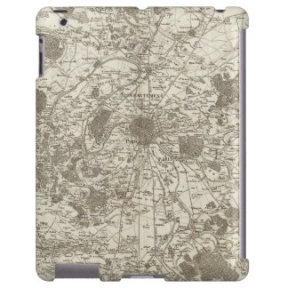 París 5 funda para iPad
