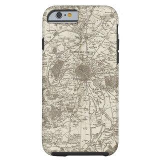 París 5 funda para iPhone 6 tough