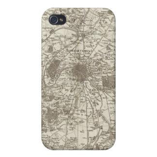 París 5 iPhone 4 carcasas