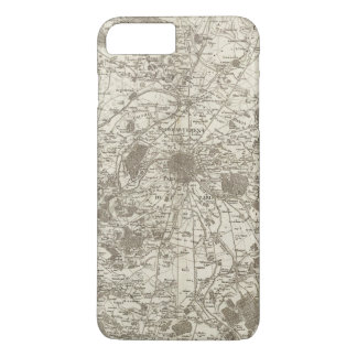 Paris 5 iPhone 8 plus/7 plus case