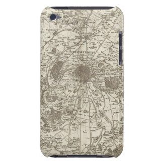 París 5 iPod touch Case-Mate protector