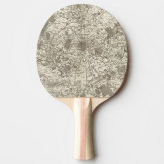 París 5 pala de ping pong