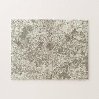 París 5 puzzles