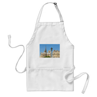 Paris Adult Apron