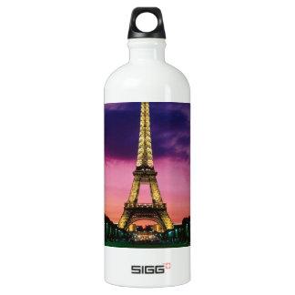paris aluminum water bottle