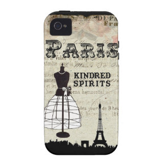 Paris and I Vibe iPhone 4 Covers