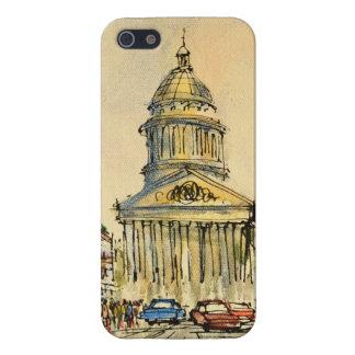 Paris Apartment Case For iPhone SE/5/5s