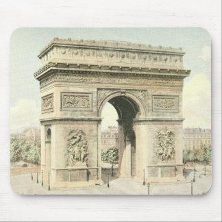 Paris, Arc de Triomphe Mouse Pad
