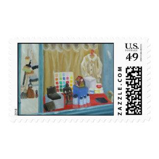 Paris Art Shop Postage