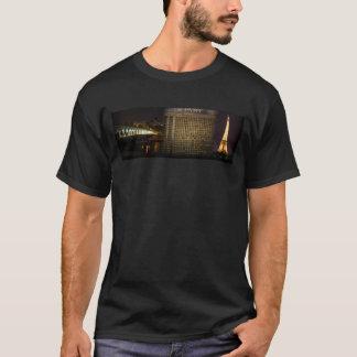 Paris At Night Montage T-Shirt
