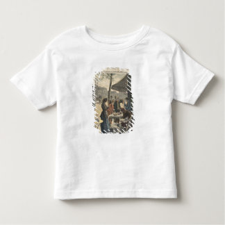 Paris at Six O'Clock in the Morning Toddler T-shirt