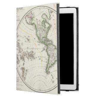 Paris Atlas Map iPad Pro Case