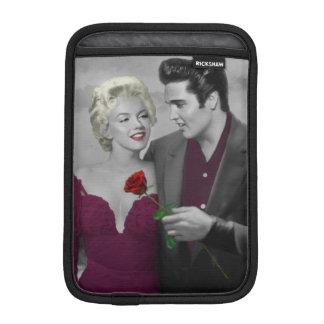 Paris B&W iPad Mini Sleeves