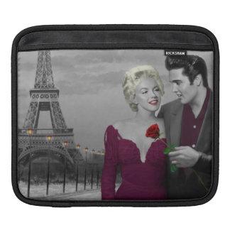 Paris B&W iPad Sleeve