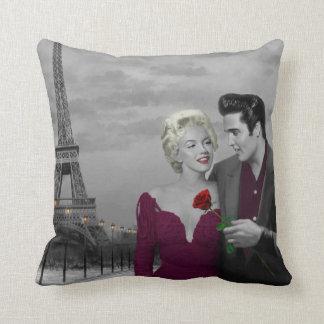 Paris B&W Pillow