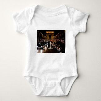 Paris Baby Bodysuit