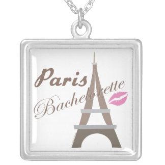 Paris Bachelorette Necklace