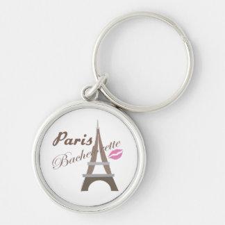 Paris Bachelorette Party Gear Key Chains