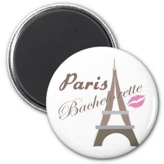Paris Bachelorette Party Gear Fridge Magnet