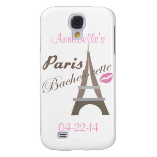 Paris Bachelorette Party Gifts Galaxy S4 Covers