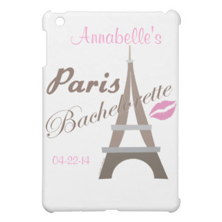 Paris Bachelorette Party Gifts Cover For The iPad Mini