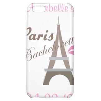 Paris Bachelorette Party Gifts iPhone 5C Case