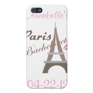 Paris Bachelorette Party Gifts iPhone 5 Case