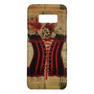 Paris Bachelorette Party vintage corset Case-Mate Samsung Galaxy S8 Case