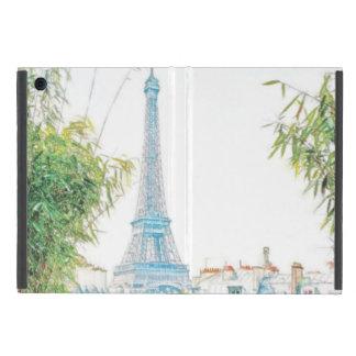 Paris Balcony Cover For iPad Mini