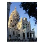 París - Basílica del Sacr�-Coeur - Postal