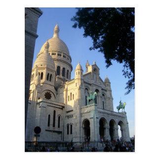 Paris - Basilica of the Sacr�-Heart - Post Card