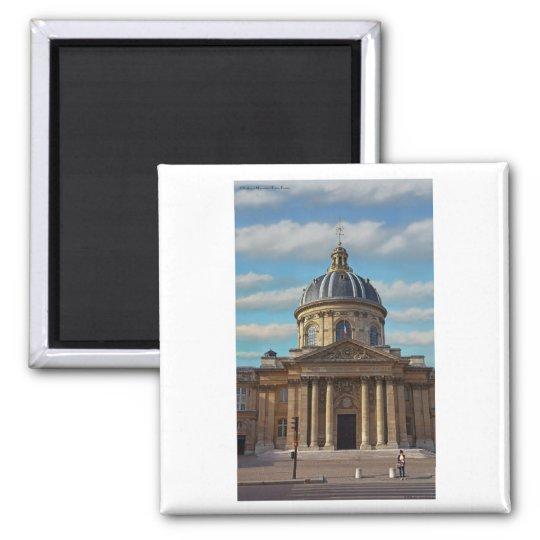 Paris - Bibliotheque Mazarine Magnet