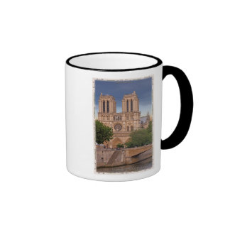 Paris - Bibliotheque Mazarine Ringer Mug